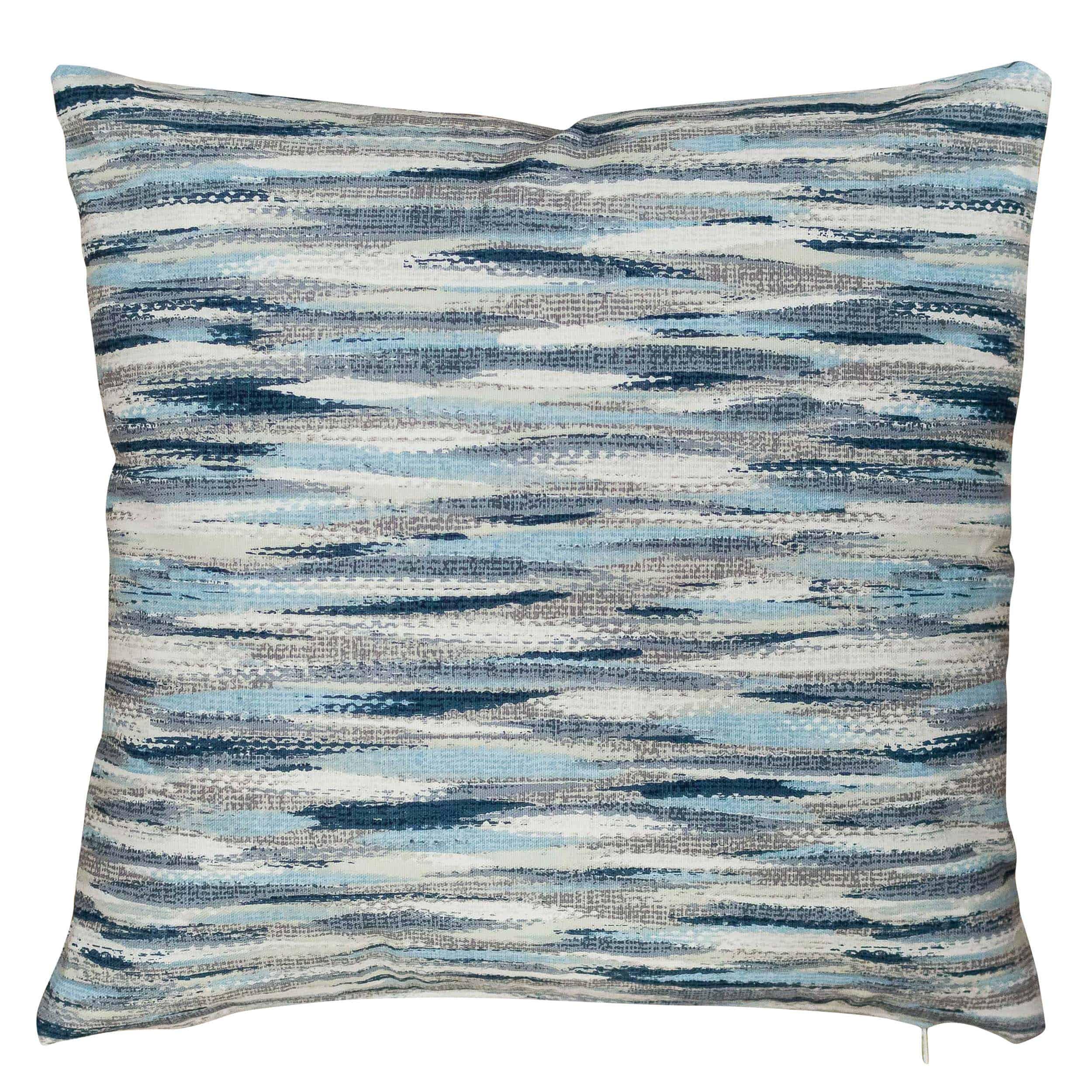 Abstract Seascape Cushion