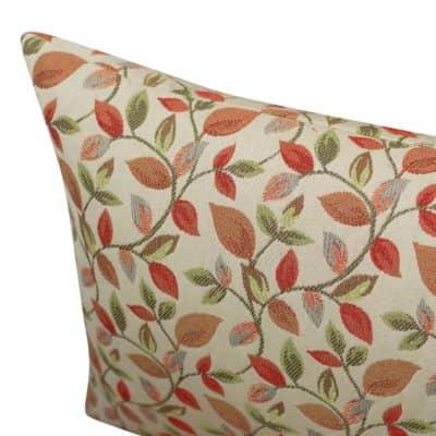 Autumn Trailing Leaves XL Rectangular Cushion
