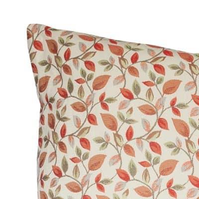Extra-Large Autumn Trailing Leaves Cushion