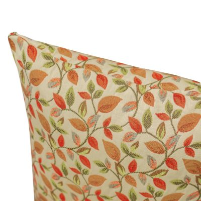 Autumn Trailing Leaves Cushion