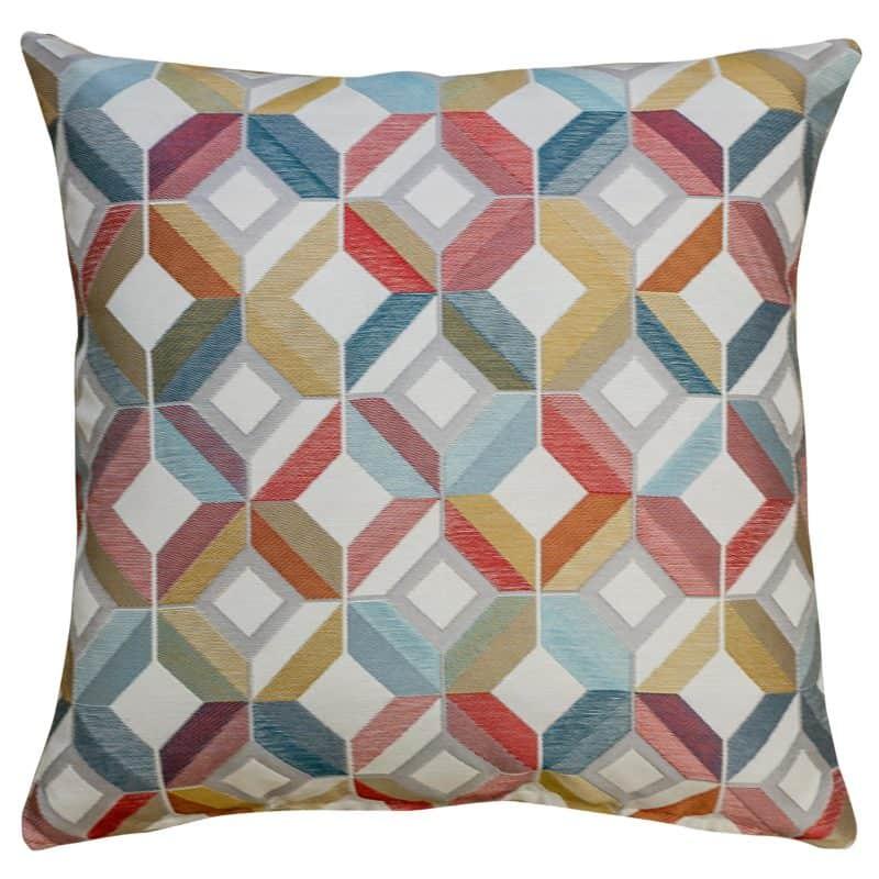 Stella Multi Geometric Cushion