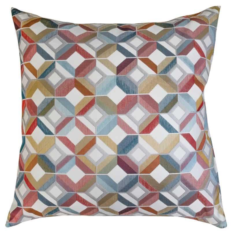 Stella Multi Geometric Extra-Large Cushion
