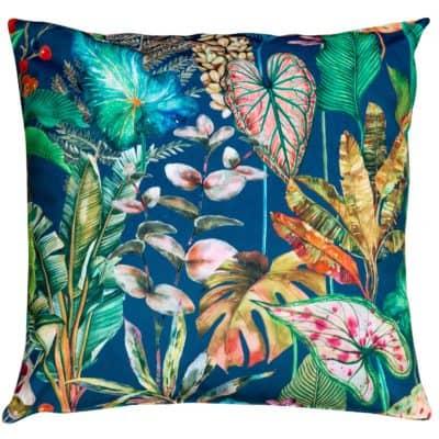 Extra-Large Borneo Velvet Cushion