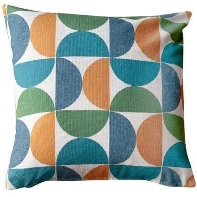Luna Teal Cushion