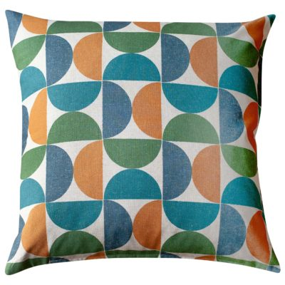 Luna Teal Extra-Large Cushion