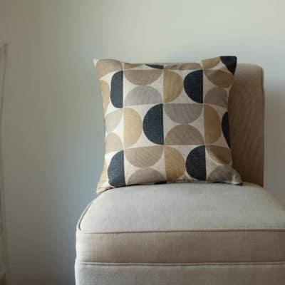 Luna Linen Cushion
