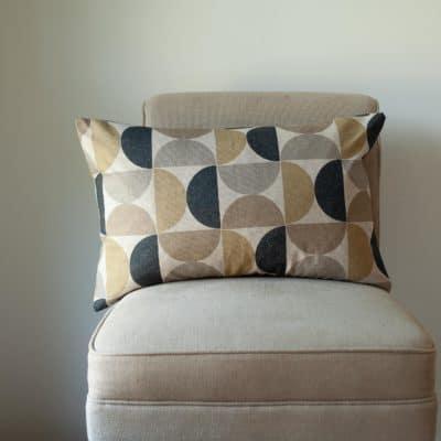 Luna Linen XL Rectangular Cushion