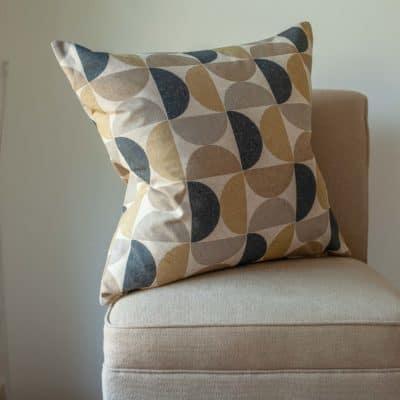Luna Linen Extra-Large Cushion