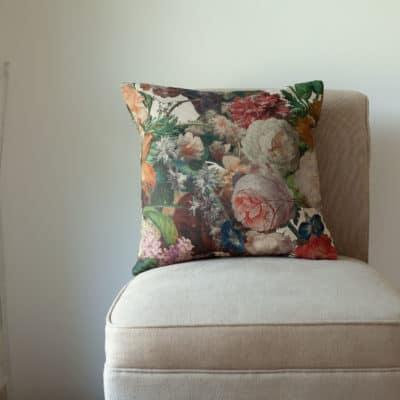 English Garden Cushion