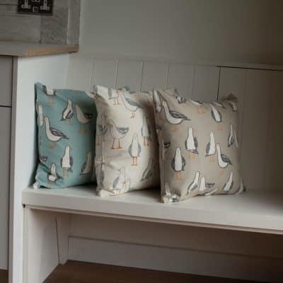 Seagull Cushions