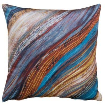 Extra-Large Oslo Velvet Cushion