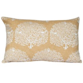 Mulberry Tree Ochre XL Rectangular Cushion