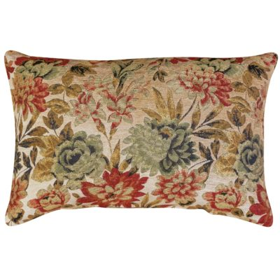 Classique Floral Tapestry XL Rectangular Cushion