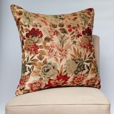 Classique Floral Tapestry Extra-Large Cushion