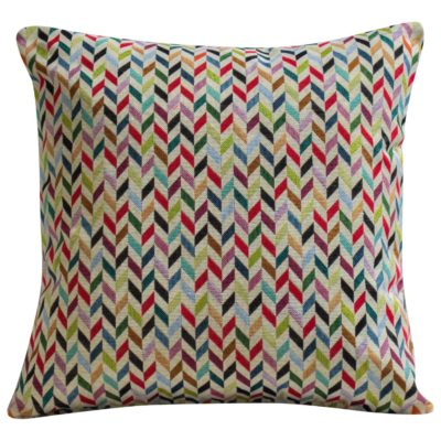 Chevron Tapestry Cushion Cover