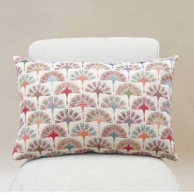 Retro Dandelion Tapestry XL Rectangular Cushion