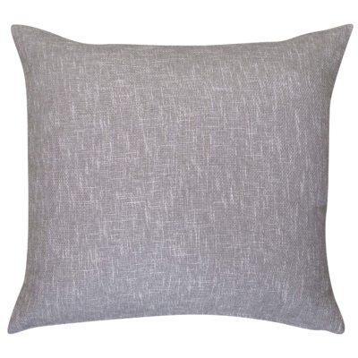 Linen Look Plain Extra-Large Cushion in Hessian