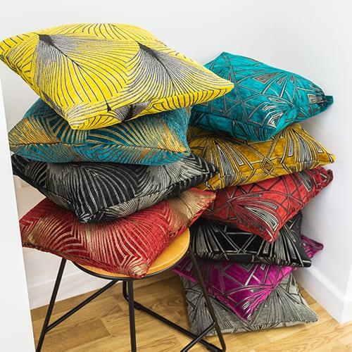 Art Deco Cushions