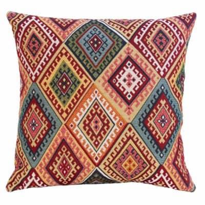 Extra Large Turkish Kilim Cushion