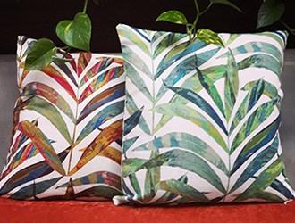 Jungle Tropical Soft Furnishings