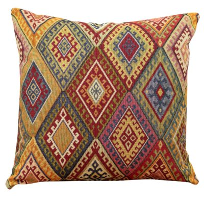 Kilim Weave Cushion Vintage