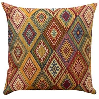 Kilim Weave XL Cushion in Vintage