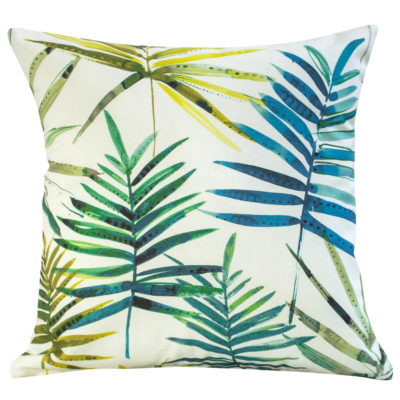 Palm Fronds Cushion