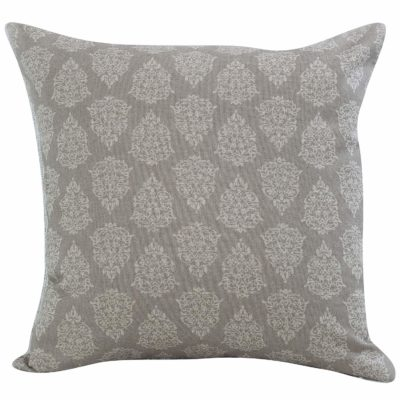 Vintage Paisley Cushion in Linen